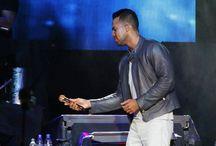 Romeo Santos en concierto en Caracas, Venezuela. Julio 2014 / Los conciertos se llevaron a cabo en el Poliedro de Caracas el 24 y 25 de julio 2014.