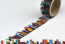 Cool Book Themed Stuff / by Deanna Hite