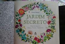 Jardim Secreto #colors