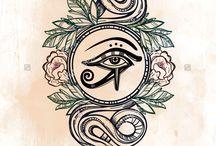 Tattoo 'Egypt