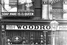 Shop Fronts & High Streets / The Butcher, the Baker, the Candlestick maker. This collection of photographs of Britain's shops and shopkeepers, taken by Francis Frith photographers, or otherwise.