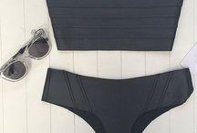 Bikini/Badeanzug