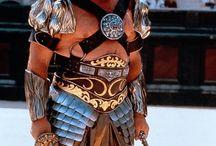 Gladiators and Samurai