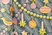 Xmas / Christmas and xmas patterns.