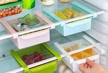 Criatividade para geladeira e cozinha