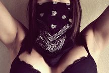 Girl Mask
