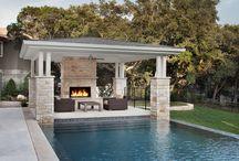 Pool houses