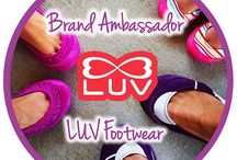 LUV Footwear / LUV Dream Flats are the perfect shoes for busy feet.  Comfy & easy to wear and machine washable.  Find out our personal LUV Story by selecting Michigan at http://luvfootwear.com/ambassadors #LUVFootwear