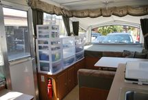 Camper Storage / by Stacy Booker