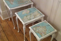 Chalk Paint™ Projects / Furniture upcycling projects, customer commissions and customer transformations