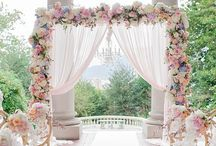 Pastel decoration