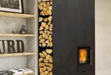 Architecture: Fireplace