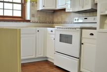 Evolution of Style - Client Kitchen Projects