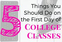 preapering for college