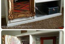 furniture ideas / by Anna Zemla
