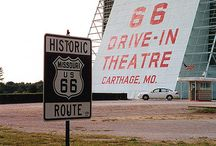 Route 66 / by Debbie and Nani