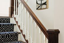 Entry and Staircase Inspiration