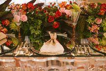 Casamento Marsala - Vermelho / Decoração de casamento e,m tons de vermelho, vinho e marsala.