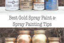 spray panting