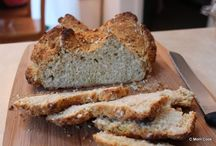 Sourdough Irish Soda Bread / Soda Bread + Sourdough = Heaven