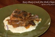 CrockPot / by SheaClay Pottery LLC.Tracy Shea