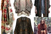 Wardrobe / Bohemian, Classical & Eclectic Clothing