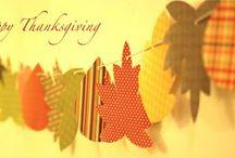 Fall/Thanksgiving / by Sara McClellan