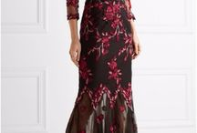 Dresses by Marchesa