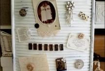Vintage Wash Boards