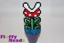 Fluffy Beads / Perlers, crafts, plushies, pixel art, lego pencil holders, ... for sale!  www.facebook.com/thefluffybeads/