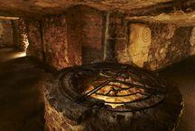 Barlangok