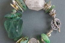 Jewelry to make / by Veredia Vanbeber