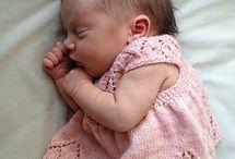 Knitting: Babies