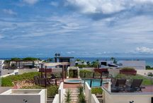 Cool rooftops in Playa del Carmen / Some of the best rooftops in Playa brought to you by Coco Beach Rentals