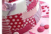 Gâteaux couture