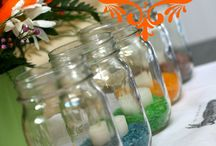 Table Decor / by Amber Frazier