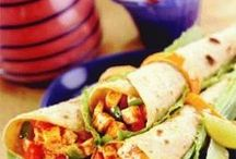 Kaati Roll Recipes  / A collection of the famous Indian snacks - Kaati Rolls