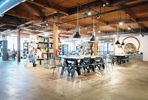 Urban Co-Working Spaces