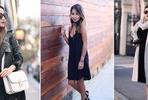 Kleider, Styles, etc.