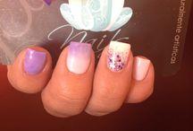 Nails  / by Elizabeth Story