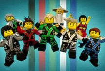 Lego ninjago / A epic series of Lego