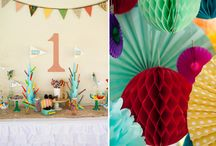 Birthday Ideas / by Delina Soumis-Roehm