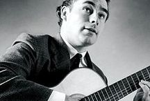 A juke box hero! / Guitars and chords and anything else that involves music that inspires me
