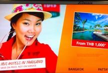 Carnets de voyage marketing / Souvenirs marketing rapportés de voyage :)