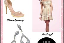 Pageant Fashion / Fashion boards and collages on all of my favorite outfits and accessories!
