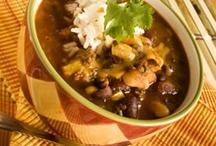 Chili, Soups & Stews / by Nicole Palmer