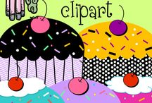 Clip Art and Fonts!! / by Michelle Smith