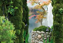 Gorgeous Garden Spots / by Sherry Gallant
