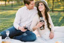 Vineyard inspired photoshoot