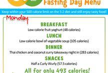 5:2 DIET / Diet Plan